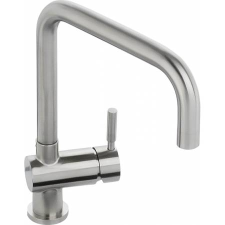 Propus Single Lever in Stainless Steel