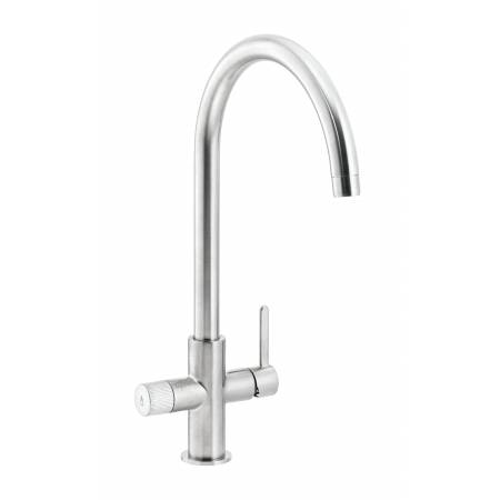 Puria Aquifier Water Filter Monobloc in Brushed Nickel