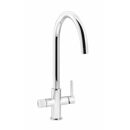 Puria Aquifier Water Filter Monobloc in Chrome
