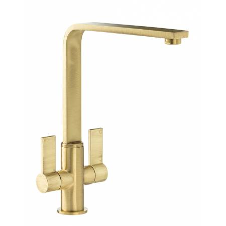 Quantic in Brushed Brass