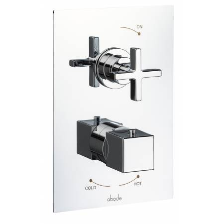 View Alternative product Serenitie Concealed Thermostatic Shower Valve (1 Exit) in Chrome