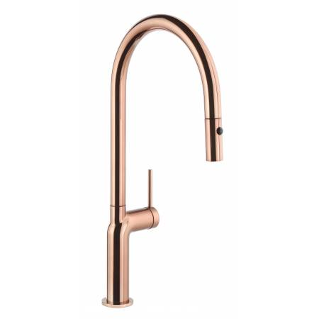 View Alternative product Tubist Single Lever Pull Out in Polished Copper