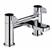 Bliss Deck Mounted Bath Filler in Chrome