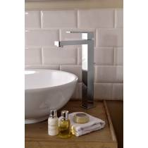 Fervour Tall Basin Monobloc Mixer in Chrome
