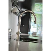 Hesta Pull Out in Brushed Nickel