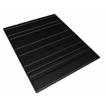 Rectangular Drainer Mat in Matt Black