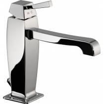 Decadence Basin Monobloc Mixer with Pop-up Waste in Chrome