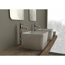 Harmonie Tall Basin Monobloc Mixer in Chrome
