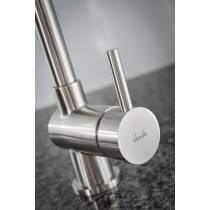 Quala Side Lever in Stainless Steel