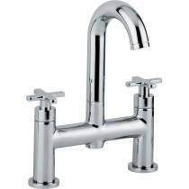 Serenitie Deck Mounted Bath Filler in Chrome