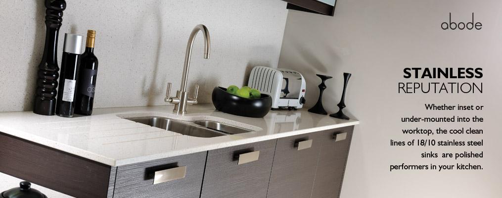 Kitchen sinks from abode workwithnaturefo