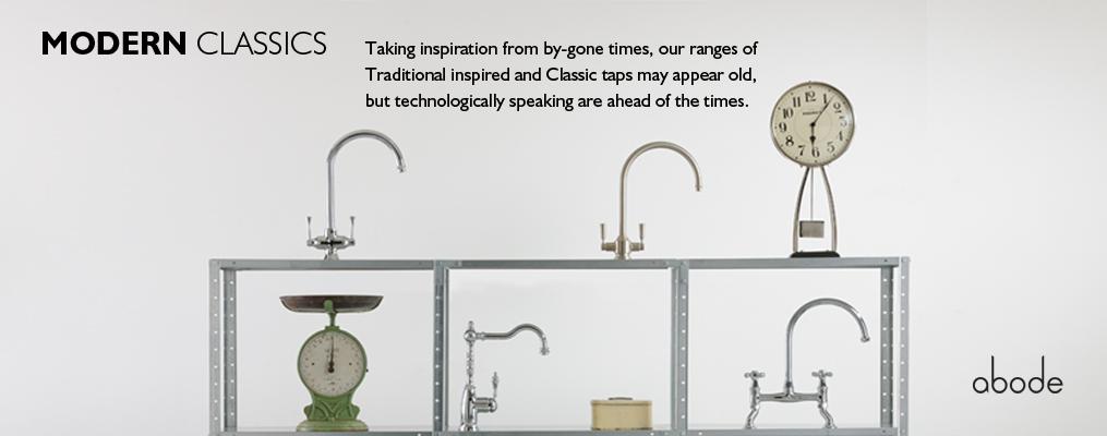 Kitchen Taps 1. Modern Classic 2